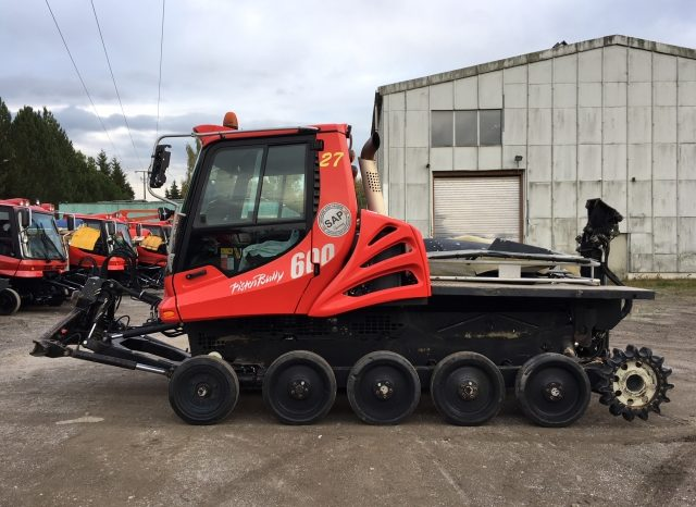 PistenBully 600 full